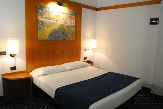 Hotel San Marco & Formula Club : Camera doppia