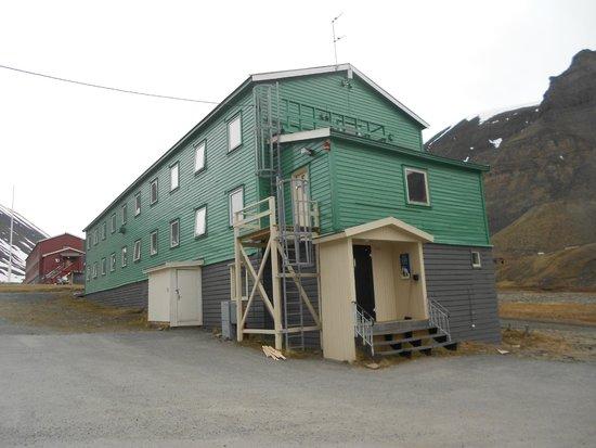 Coal Miners' Cabins : una delle strutture della guesthouse