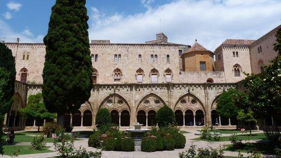 Catedral Basílica Metropolitana Primada de Tarragona: cloître