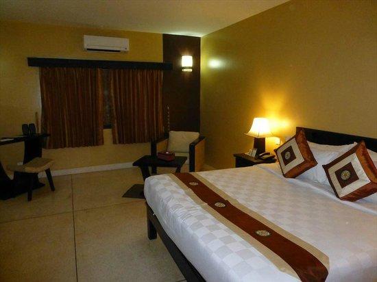Siddharta Boutique Hotel: ベッド