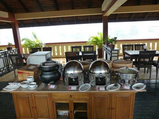 Siddharta Boutique Hotel : 3Fレストラン&バー