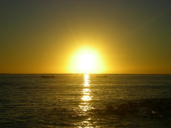 Paradis Beachcomber Golf Resort & Spa: coucher