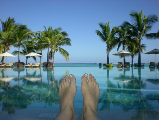 Paradis Beachcomber Golf Resort & Spa : la piscine