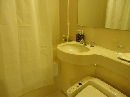Hotel Sunroute Taipei: バスルーム