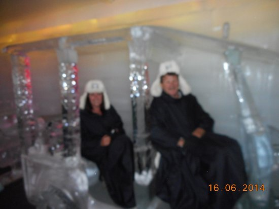Chaweng Regent Beach Resort: at the Ice Bar