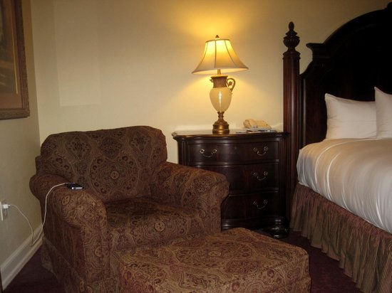 The Carlton Hotel: Comfy Chair