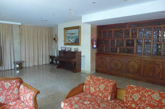 Hotel Mallorca Senses Palmanova: relax room