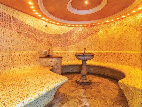 Leading Relax Hotel Maria: Sauna romana
