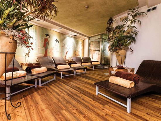 Leading Relax Hotel Maria: Area Relax