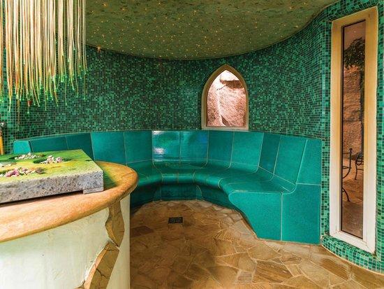 Leading Relax Hotel Maria: Sauna alle erbe