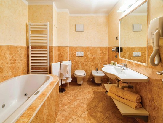 Leading Relax Hotel Maria: Bagno