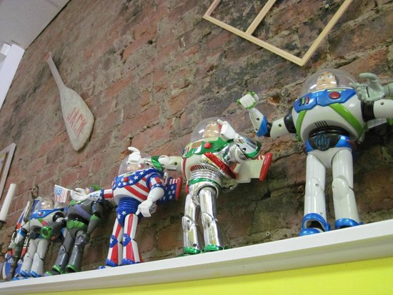 Granny's Kitchen: Collection of Buzz Lightyear's