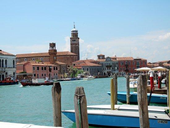 Isola di Murano: basilica di Santo Stefano