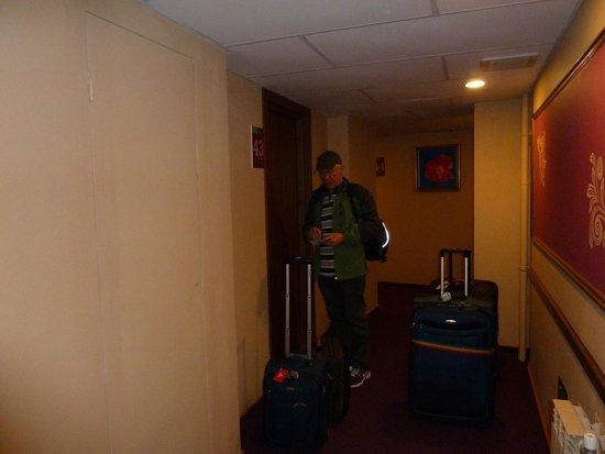 3MostA Boutique Hotel: Hallway