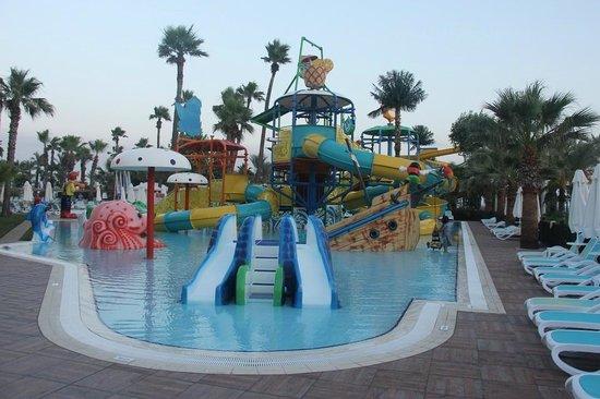 Paloma Grida Resort & Spa : Один из детских бассейнов