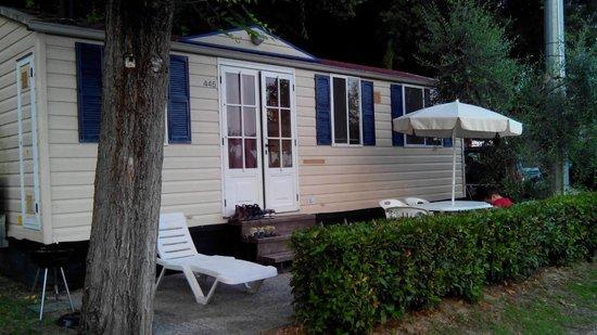 La Rocca Camping Village: Casa mobile