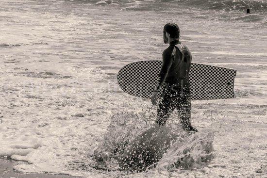 Baker Beach Body Surfer By Busydadenjoyslife.com
