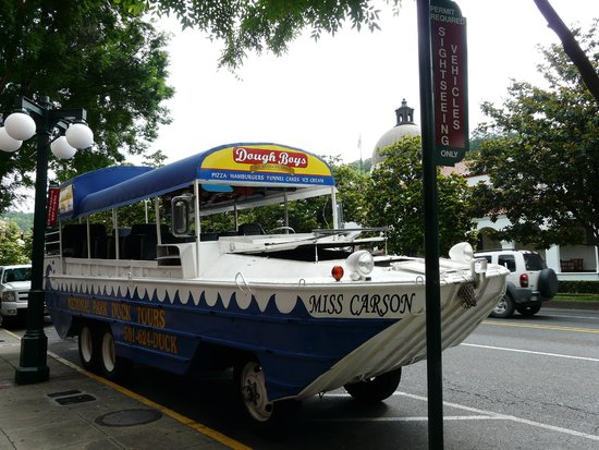 National Park Duck Tours: The Duck