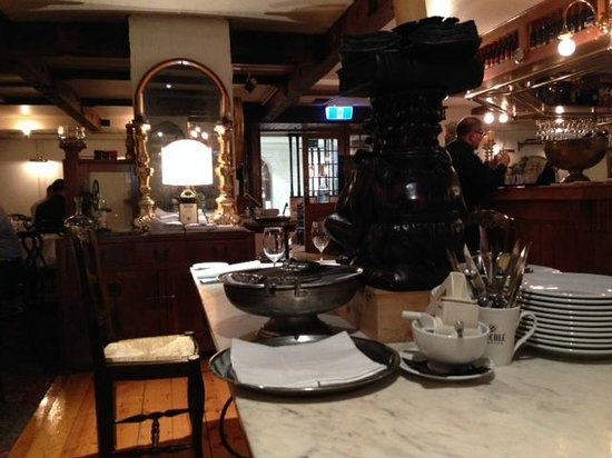 caterina's bar - picture of caterina's cucina e bar, melbourne ... - Cucina Bar