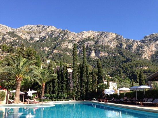 Belmond La Residencia: Pool area