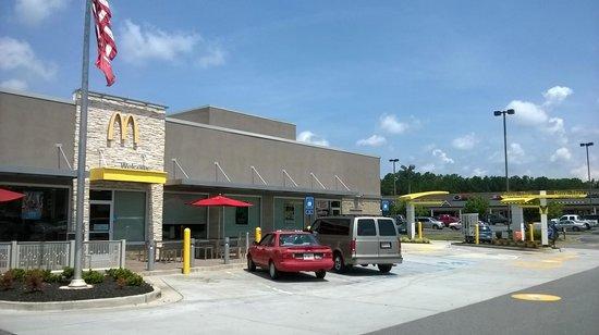 McDonald's : Burgers and . . .