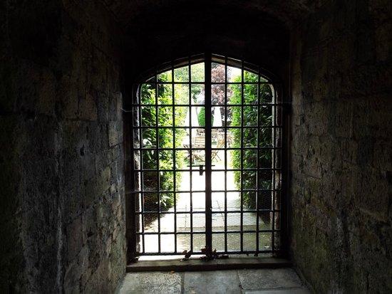 Yarmouth Castle: Original entrance