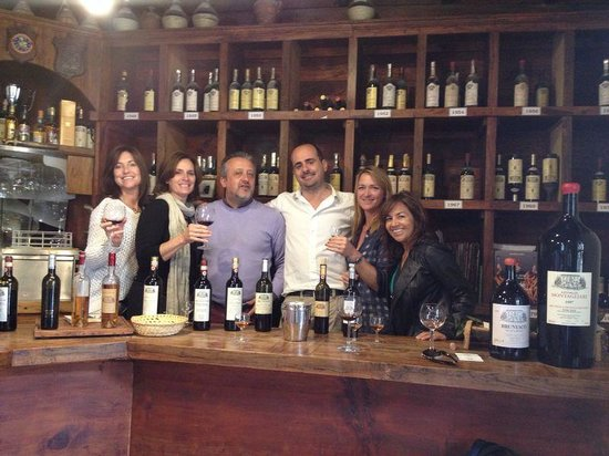 Alessandro Cammilli Private Tours : Wine Tasting