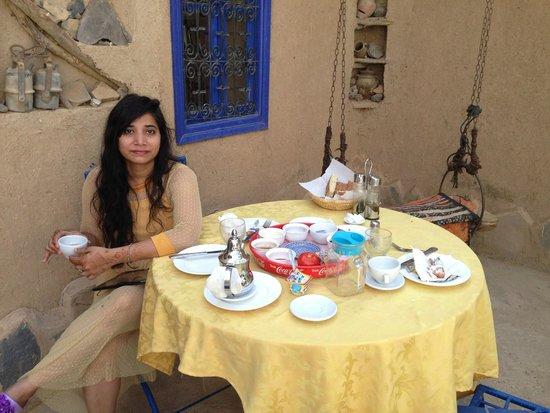Chez Youssef : breakfast