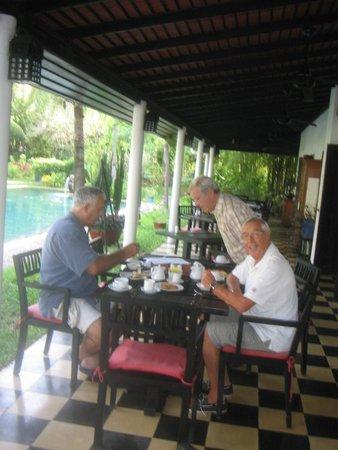 La Maison d'Angkor : idéal pour les repas