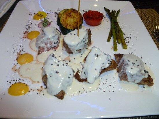 Bagua Lounge Restaurant: Wonderful food