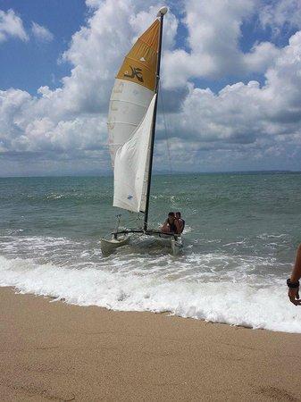 Eolo Scuola di Windsurf: Hobie cat 16