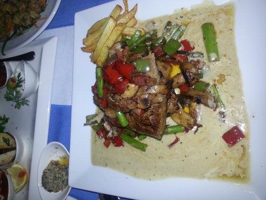 Turkuaz Restaurant Meyhane : keyifli bir akşam yemeği