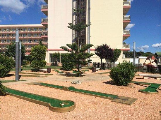 Hotel Helios Mallorca: Гольф