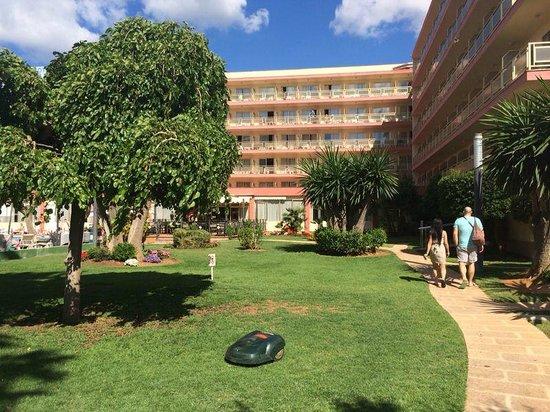 Hotel Helios Mallorca: Основное здание