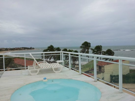 Tabatinga Beach Resort : vista2