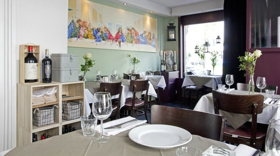 Bacco Perbacco Cucina Italiana: Bacco per bacco Cucina Italiana