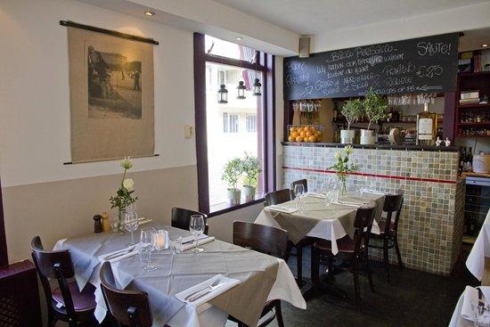 Bacco Perbacco Cucina Italiana: Bacco per bacco Den Haag