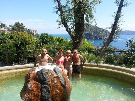 Hotel Giardino delle Ninfe e La Fenice: amici alle terme