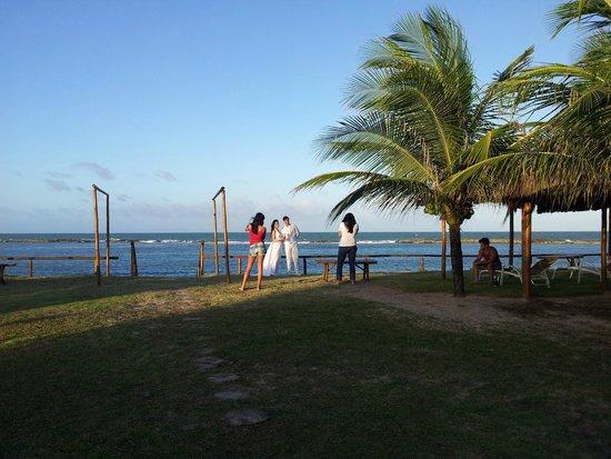Praia Bonita Resort & Convention: spiaggia