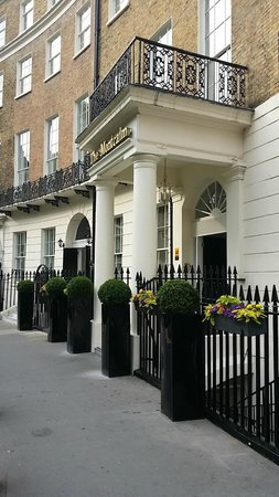The Montcalm London Marble Arch: The path to the Montcalm hotel