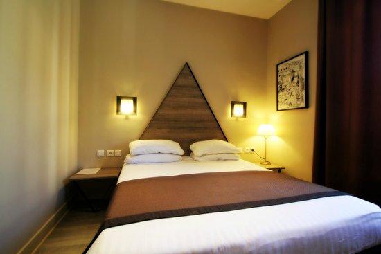 Hôtel Amirauté : Chambre Double - Hotel Amirauté Toulon