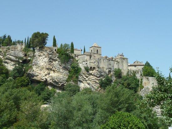 La Bastide au Ventoux: Vaison la Romain, leuk in de omgeving