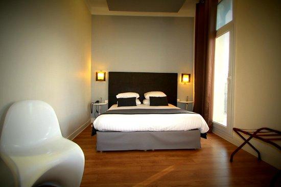 Hôtel Amirauté : Chambre Double Rénovée - Hotel Amirauté Toulon