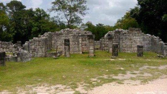 Chichén Itzá : chicken itza