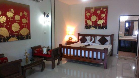 Boomerang Village Resort : Sweet Garden Room.