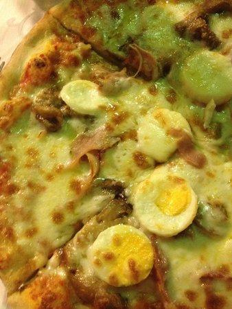 al Feudo Ristorante Pizzeria: Pizza norma