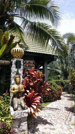 Boomerang Village Resort : Way to the room