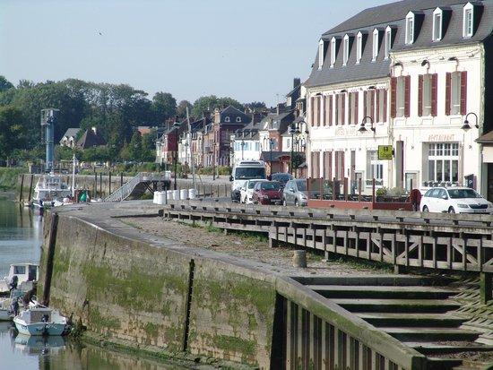 Photo de h tel du port et des bains saint - Hotel du port et des bains saint valery sur somme ...