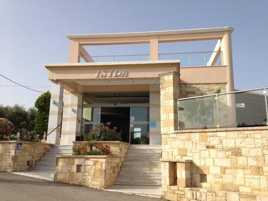 Hotel Isida : fasade