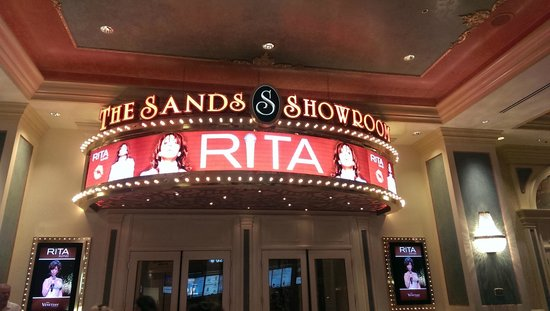 Rita Rudner at Harrah's Las Vegas